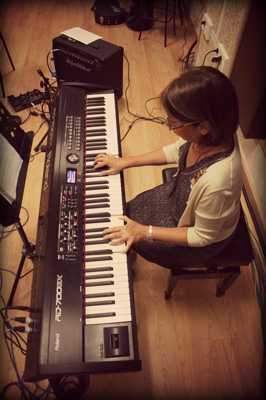 Piano Disco Breaking Jazz