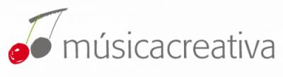 Discos de alumnos Música Creativa Logo
