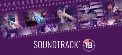 Portada Soundtrack 18