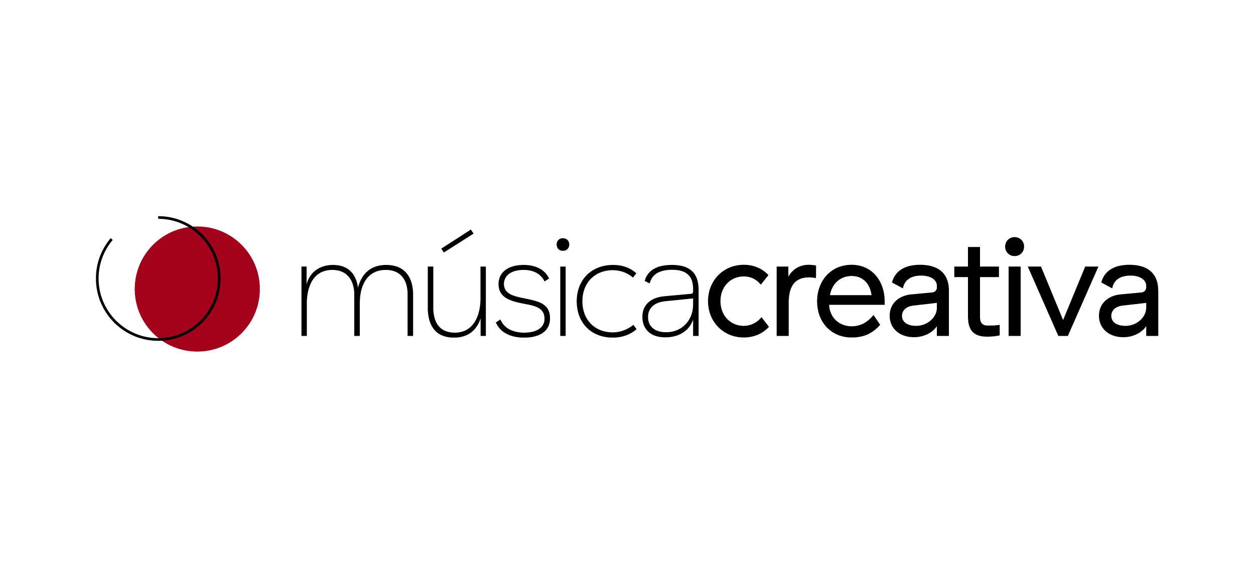 Discos de estudiantes Música Creativa Logo